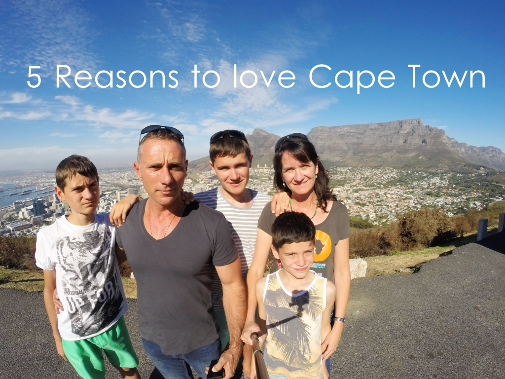 5 Reasons to Love Cape Town