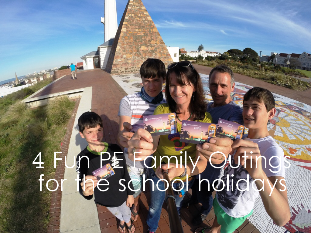 4 Fun PE Family Outings for the School Holidays