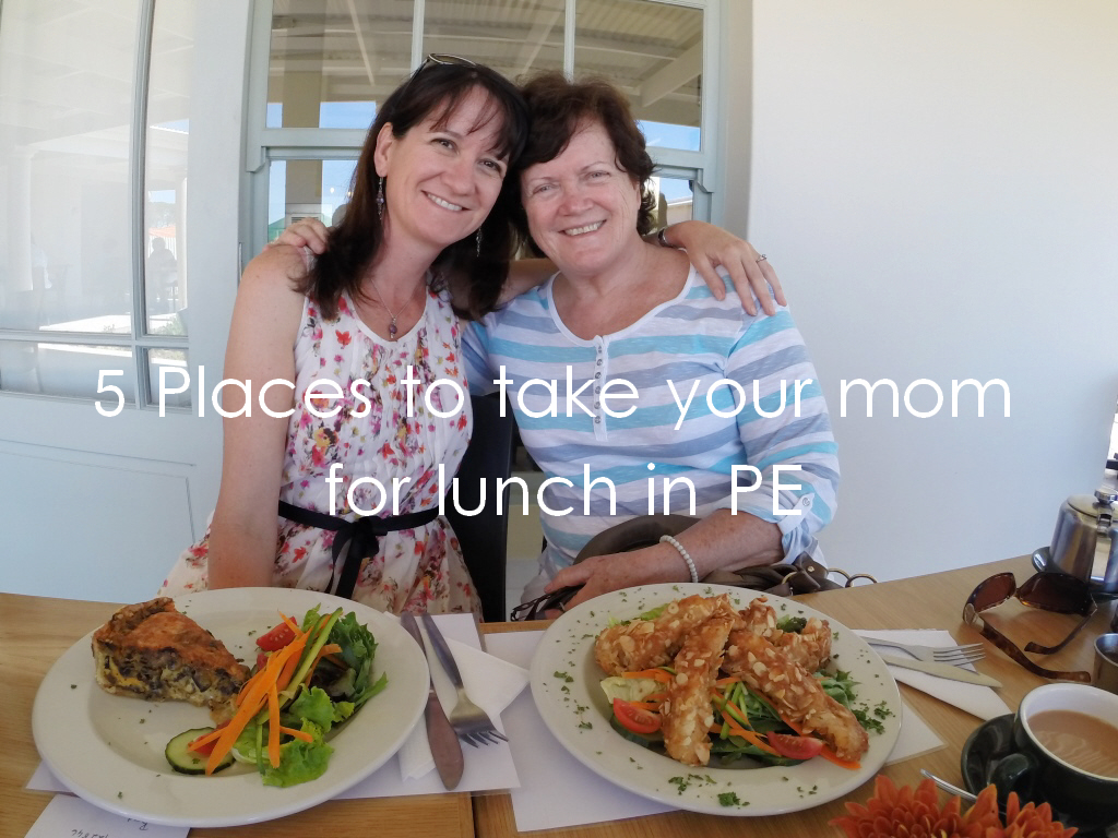 5 Places to Take Your Mom for Lunch in PE