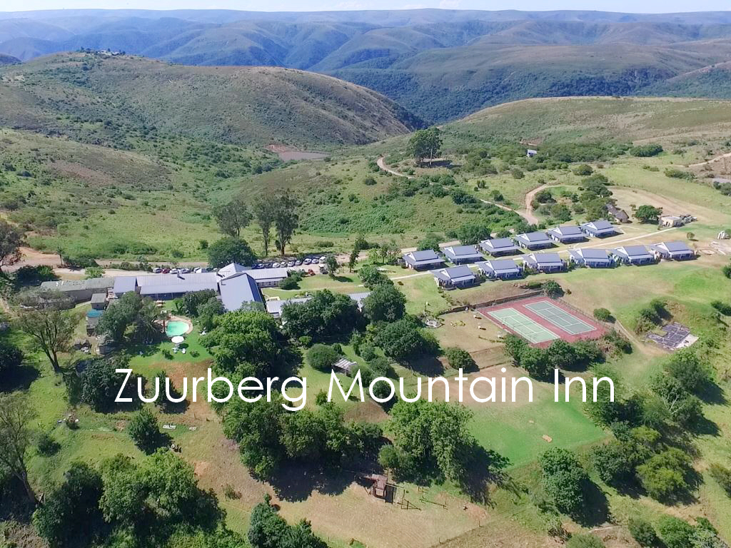 On Top of The World at Zuurberg Mountain Inn