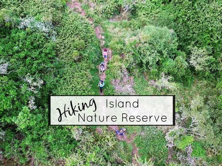 Getting Lost in the Island Nature Reserve in Port Elizabeth