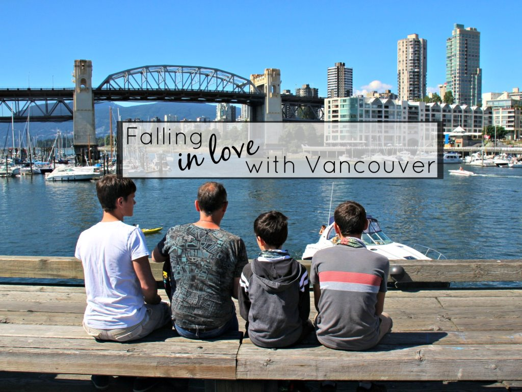 Canada Diary Part 5 – Falling in Love with Vancouver