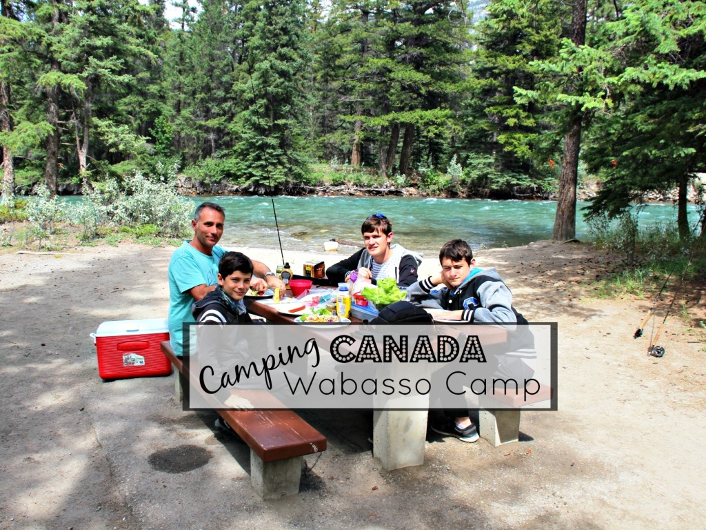 Canada Diary Part 8 – Settling in to Camping