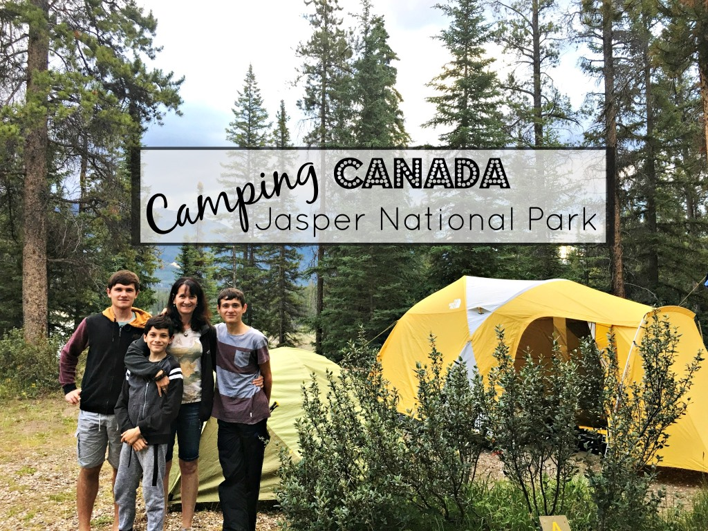 Canada Diary Part 7 – Camping Take 2: Wabasso in Jasper