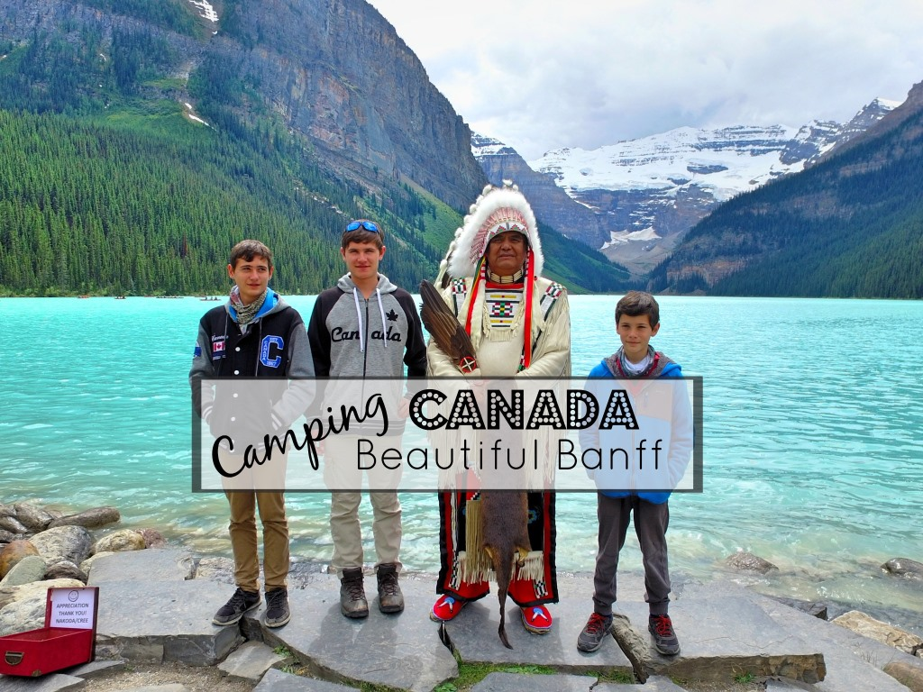 Canada Diary Part 11 – Beautiful Banff