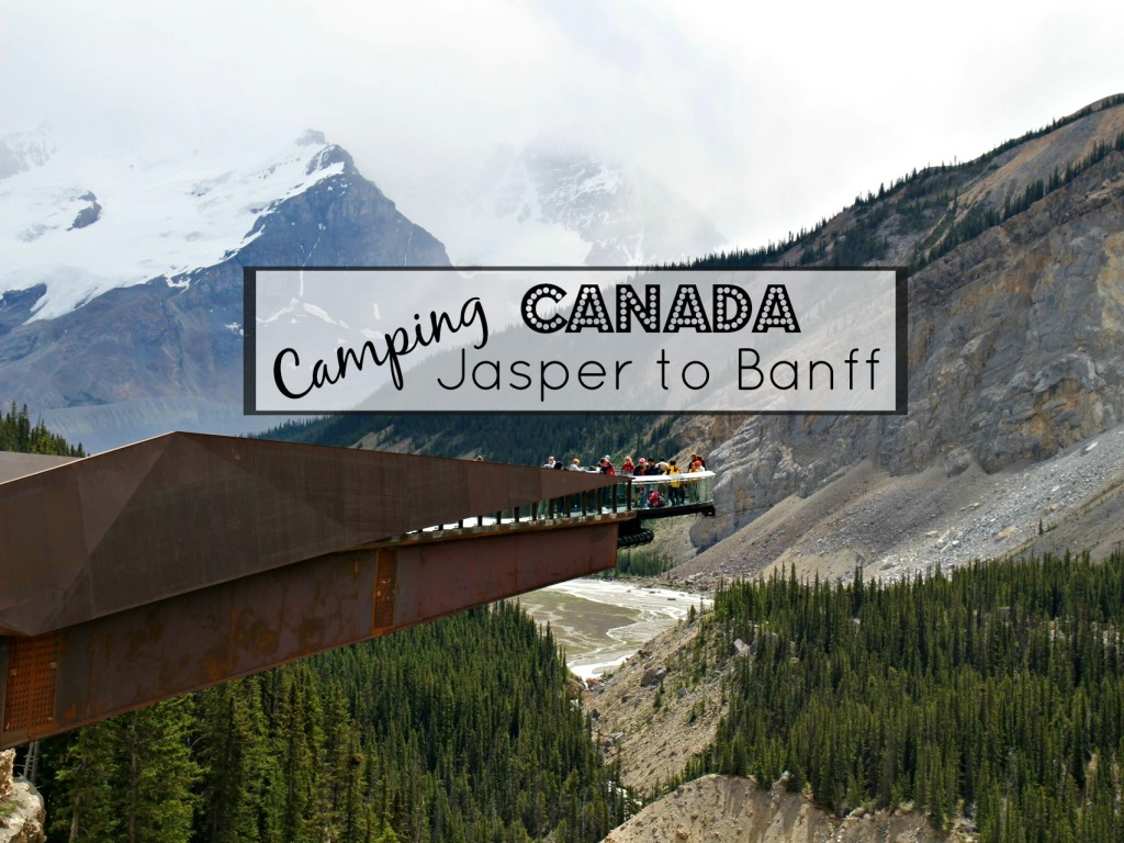 Canada Diary Part 10 – Johnston Canyon and the Abominable Blanket