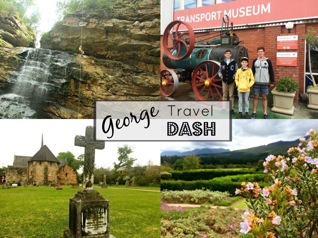 A Travel Dash Around George with #CheapflightsExplorers