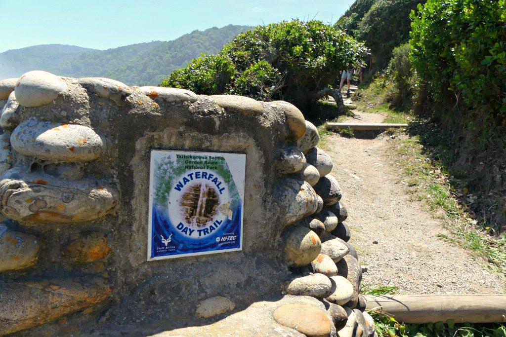 Waterfall trail, Otter Trail