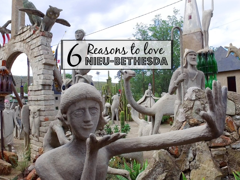 6 Reasons to Love Nieu-Bethesda (Besides the Owl House)