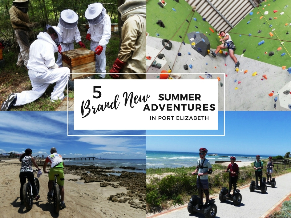 5 NEW Adventure Activities to do in Port Elizabeth This Summer