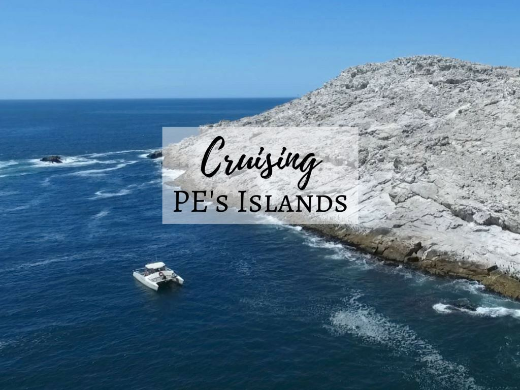 Cruising PE's Islands with Stampede Cruises
