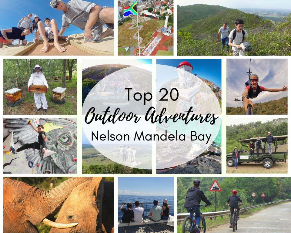 Chasing The Rainbow Blog Archive Nelson Mandela Bay S Top 20 Outdoor Adventure Activities